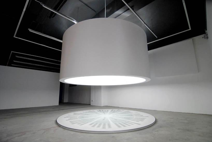 云计算展厅北欧风格